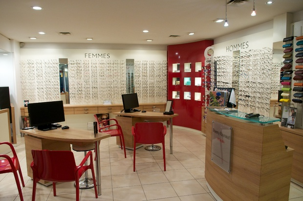 Thierry Raynaud Opticien